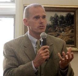 A file photo of Robbinsville schools superintendent Steve Mayer