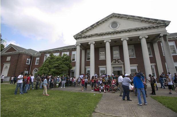 A Brief History Of Trenton Central High School 1929 2016