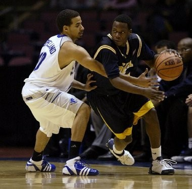 After playing at St. Benedict's Prep in Newark, Bashir Mason went on to a successful four-year career at Drexel in Philadelphia. In his senior season, he helped lead the Dragons to the NIT.