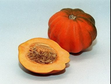 Acorn squash holds edible seeds and the possibilities for a great meal.