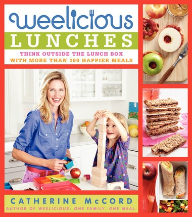 """Jersey City dietitian Tamara Duker Freuman suggests using Pinterest and a book such as """"Weelicious Lunches: Think Outside the Lunch Box with More Than 160 Happier Meals"""" by Catherine McCord for lunch time inspiration."""