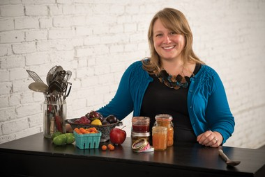 "Marisa McClellan, canning expert is the author of ""Food in Jars"" and ""Preserving by the Pint."""