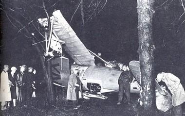 Gene Coppola was witness to the 1927 Jimmy Doolittle plane crash in Kenilworth. (Photo courtesy: Kenilworth Historical Society)