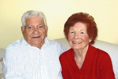Eugene and Evelyn Coppola celebrated their 70th wedding anniversary on Nov. 7.