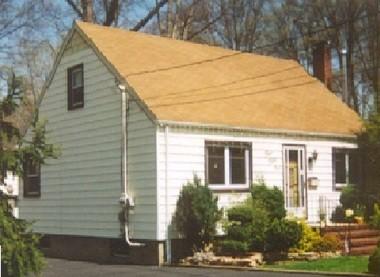 Garrick family home, 2003, at 451 Colfax Ave. location. (Photo courtesy Walter Boright)