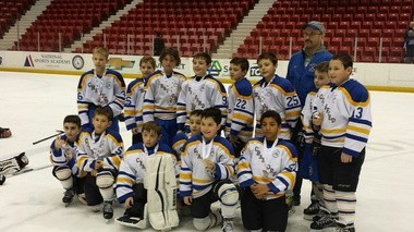 Cranford Hockey Squirt B Team Takes Second Place At Tournament In