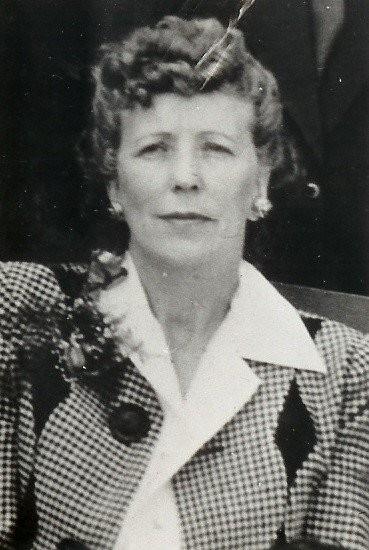 Alma Cammarota (1940's)