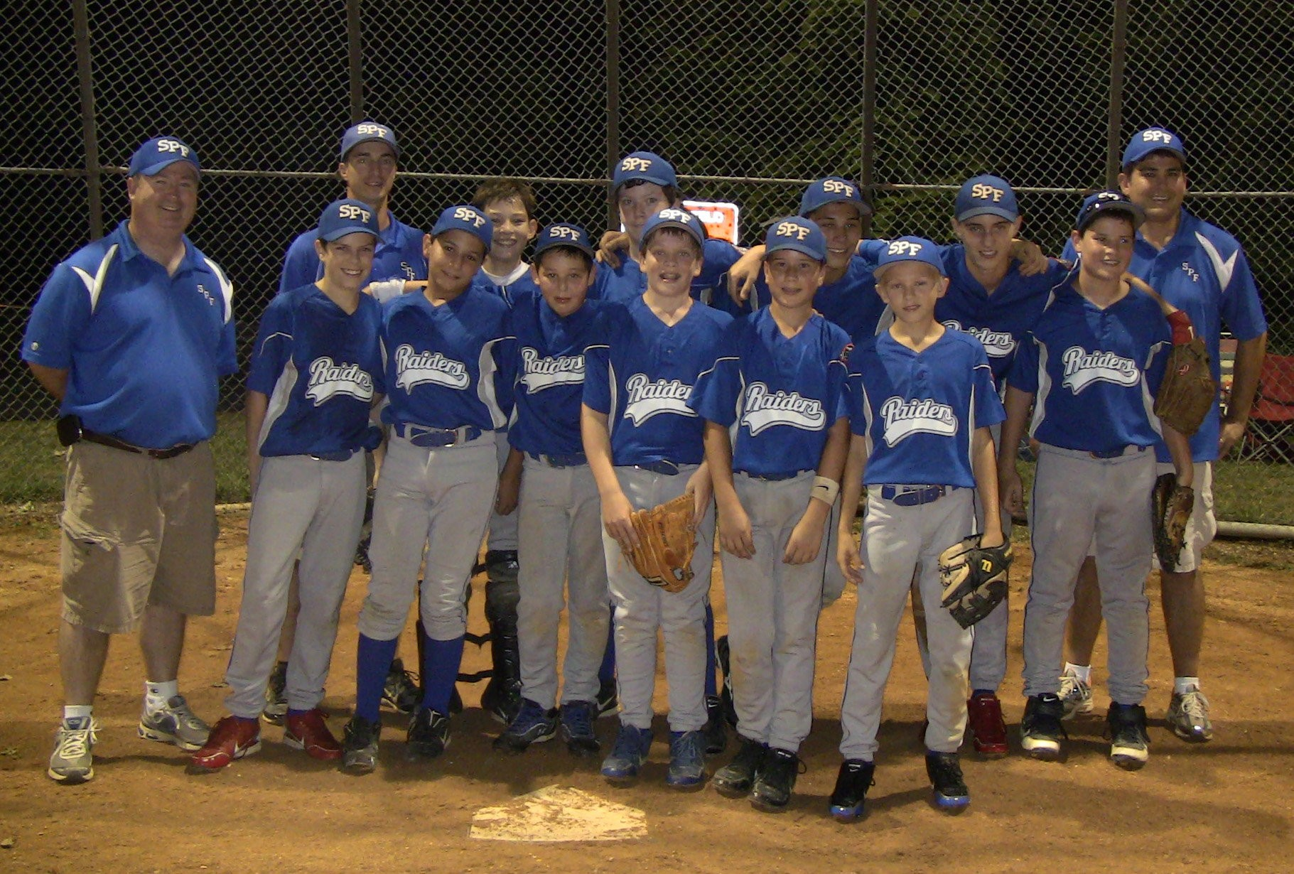 Scotch Plains Fanwood Youth 12u Summer Baseball Travel Team Are Suburban League Champs Nj Com