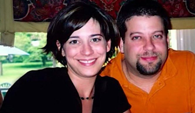 Danielle Imbo, left, and Richard Petrone, right, in this undated photo circulated by investigators after their 2005 vanishings.