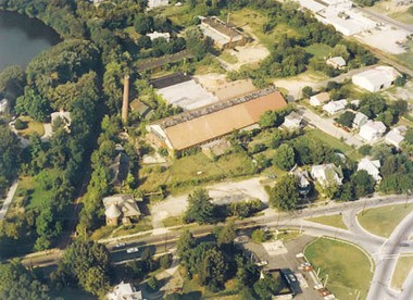 Overhead shot of Ferracute Plant in Bridgeton. (Submitted Picture/Art Cox)