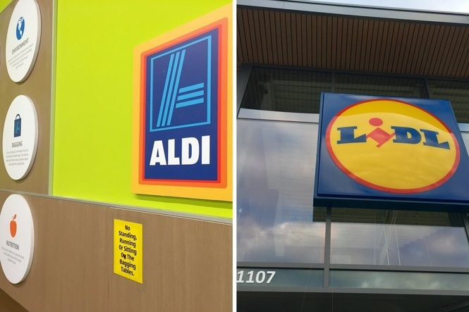 Lidl vs  Aldi: How N J 's newest discount grocer compares to
