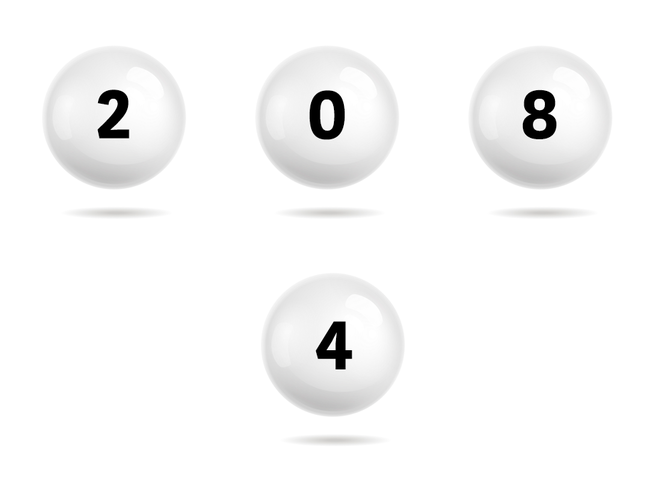 The Mega Millions jackpot is at $340M  See the 'luckiest