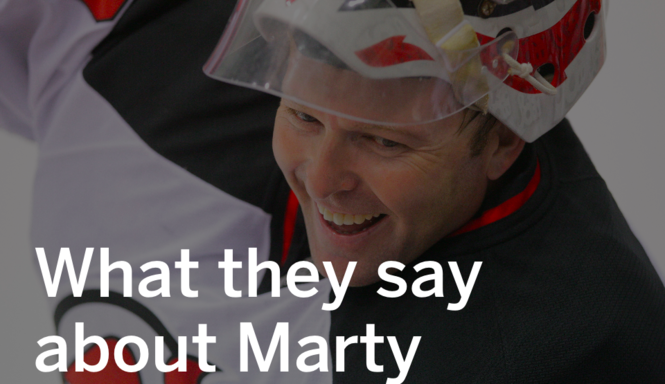 Teammates And Others Talk About Martin Brodeur Nj Com