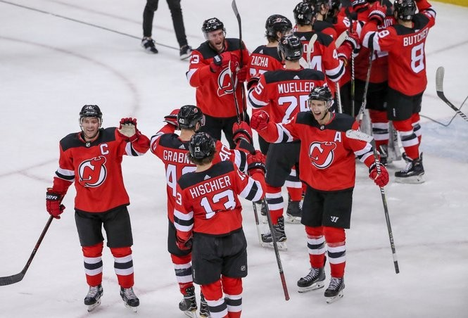 cef29275f Projecting the Devils' opening-night roster for 2018-19 after NHL Draft and  free agency