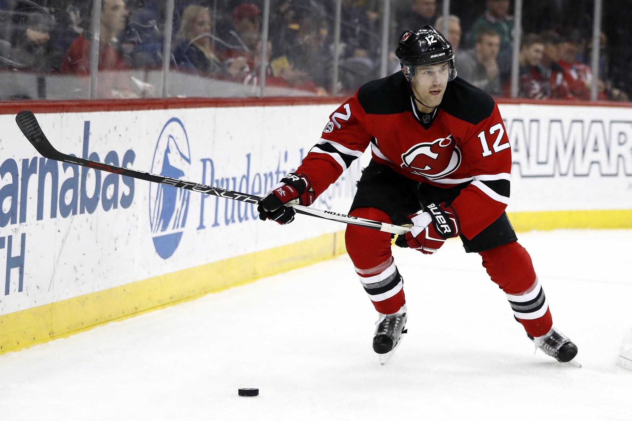 Ben Lovejoy New Jersey Devils Player Swingman Jersey