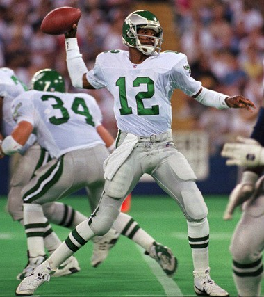 6400540ec6b Former Eagles QB Randall Cunningham speaks about his life in new ...