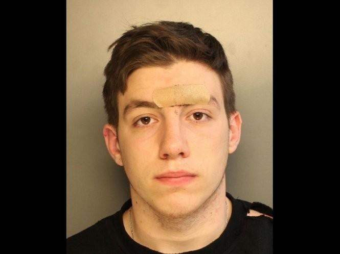 Here is Andrew Tornetta's mugshot from his arrest Sunday. (Courtesy of Philadelphia Police Department)