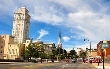 Embark on a self-guided historical walking tour of Midtown Elizabeth and experience the City's rich history and architecture.