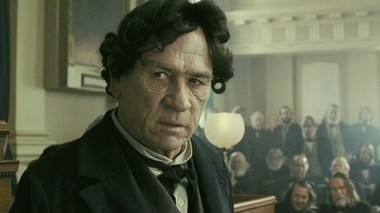 """Tommy Lee Jones, who play abolitionist Thaddeus Stevens in """"Lincoln,"""" is one of five former Oscar winners to compete for the Academy Award for best supporting actor."""