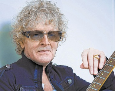 """Any entertainer who writes about politics — it's an opinion. Nobody really takes it that seriously, or they shouldn't,"" says rocker Ian Hunter, who is set to play City Winery Feb. 9 and 10."