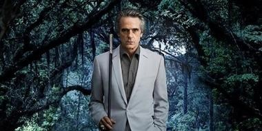 Once again, Jeremy Irons is dapper, and slightly mysterious, in his new film, 'Beautiful Creatures.'