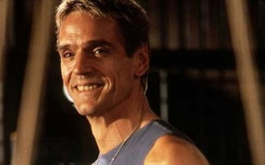 Irons loves Shakespeare. But he's also practical enough to occasionally do something like 'Die Hard With a Vengeance.'