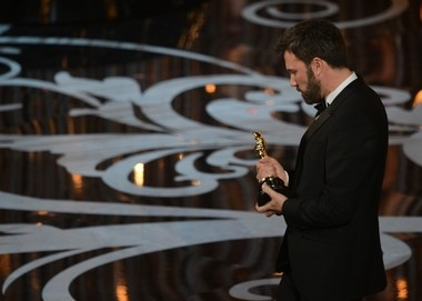"""Though snubbed for best director, Ben Affleck won a best picture Oscar for """"Argo."""""""