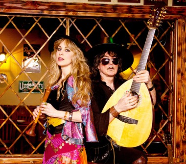 Night and Blackmore have recorded seven albums as Renaissance rockers Blackmore's Night.