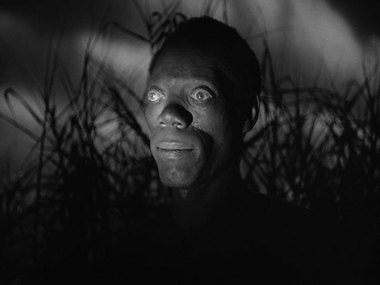 Darby Jones in 'I Walked With a Zombie,' one of the most terrifying, and poetic, of early zombie films