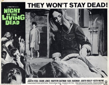 'Night of the Living Dead' issued in a new take on the monster