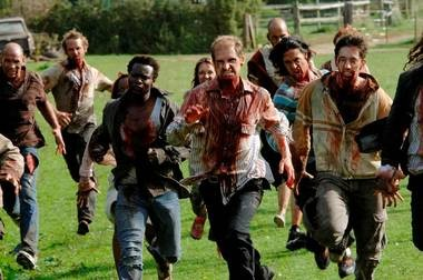 They're coming to get you: The mad ragers of '28 Days Later'