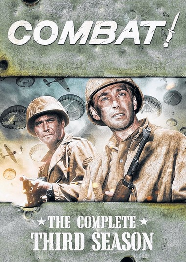 Combat!' Season 3, 'Twilight Zone' Season 2 on DVD - nj com