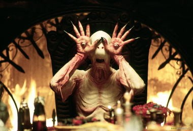 Doug Jones as the famous pale fiend of 'Pan's Labyrinth'