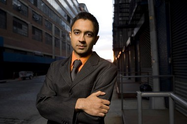 Vijay Iyer, who premieres a new work at Montclair State University as part of the Peak Performances series this weekend