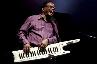 Herbie Hancock, shown here at Palacio de Cristal in Porto, Portugal, will perform at Kean University