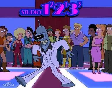 "John DiMaggio voices Bender, the wise-cracking robot from the Fox cartoon ""Futurama."""
