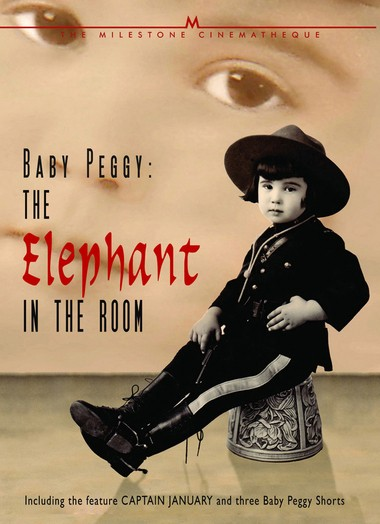 """In Dutch director Vera Iwerebor's documentary """"Baby Peggy: The Elephant in the Room,"""" Cary talks about the ups, and many downs, of fame."""