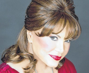 """Connie Francis, who has worked for years to help veterans, will be a part of the """"Homeward Bound"""" telethon Sunday to benefit veterans with PTSD and TBI."""