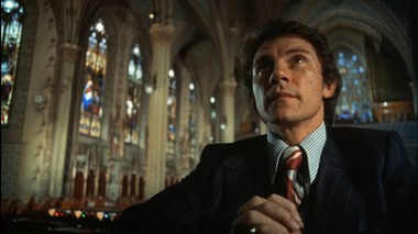 Harvey Keitel went to church in Scorsese's 'Mean Streets' but all the MPAA saw was the sin
