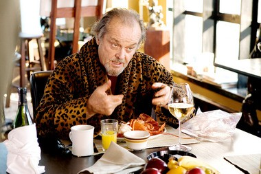 Jack Nicholson anchored a strong cast in 'The Departed,' the movie that finally won Scorsese his best-director Oscar