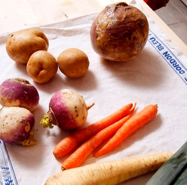 Rutabaga and parsnips may be among the trendy veggies for 2014, while imperfect produce will be embraced, not disposed of - so hold on to those gnarly carrots.