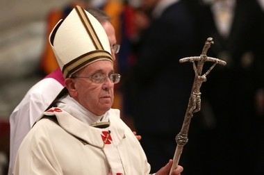 Pope Francis' nontraditional statements this year are just one indication of shifts elsewhere in the arenas of belief and ritual, forecasters say.