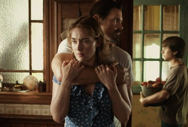 Winslet and Josh Brolin forge an unexpectedly tender relationship in 'Labor Day'