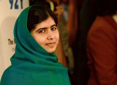 Pakistani activist Malala Yousafzai is the subject of the documentary 'Malala: A Girl from Paradise,' screening tonight at the New Jersey Film Festival.