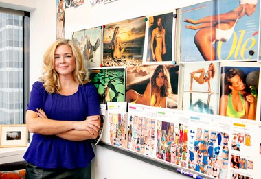 MJ Day, a senior editor for Sports Illustrated, has worked on every one of the magazineas iconic swimsuit issues since 1999.