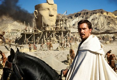 Christian Bale stars in a new version of the Moses story, 'Exodus'