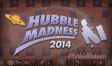 """Vote for your favorite Hubble Space Telescope image during """"Hubble Madness."""""""