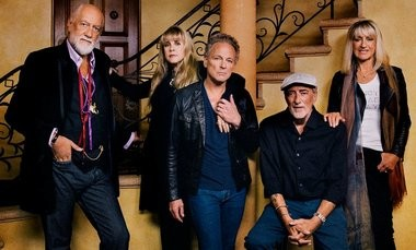 Fleetwood Mac performs at Madison Square Garden in New York, Oct. 6, and the Prudential Center in Newark, Oct. 11. Tickets to the shows go on sale April 7 at 10 a.m., with pre-sales March 31 at 10 a.m.