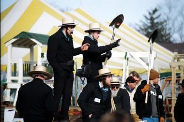 Weekend getaways: Amish mud sales in Lancaster County - nj com