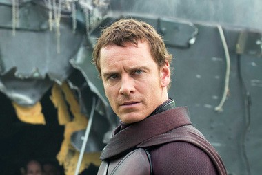 Michael Fassbender's Magneto returns, and he's ticked off, in 'X-Men: Days of Future Past'